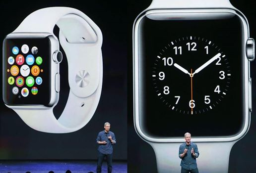 Apple presentó el Iphone 6 y su primer reloj inteligente